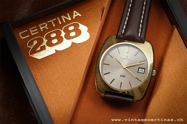 Certina 288 mit 25-671