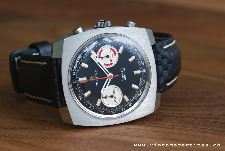 Argonaut Chrono mit Valjoux 236