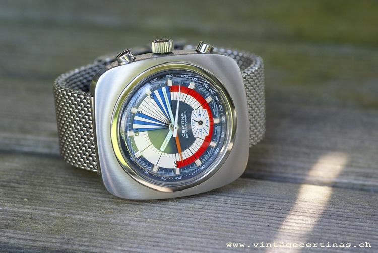 Chronolympic 'Regatta' mit Valjoux 728