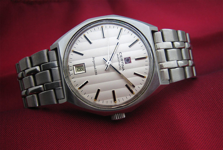 Argonaut 285 Automatic mit 919-1 © Axel66/Watchtime Forum
