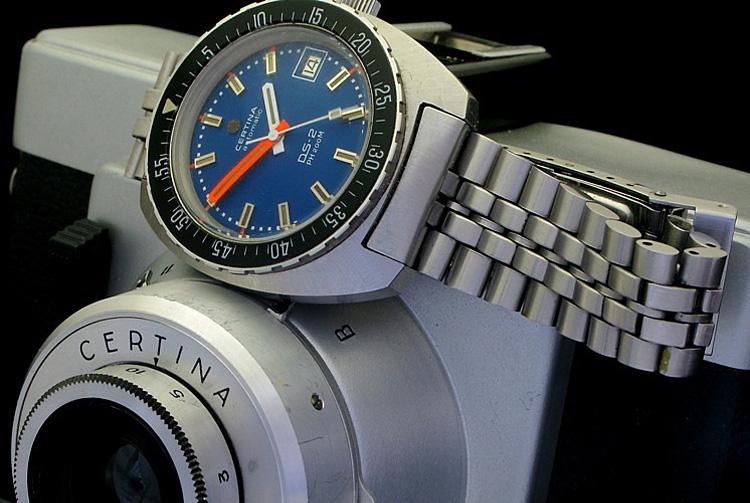 DS-2 PH200M mit Certina Kamera © Quadrilette172/Watchtime Forum