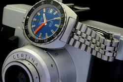DS-2 PH200M with Certina Camera &#169 Quadrilette172/Watchtime Forum