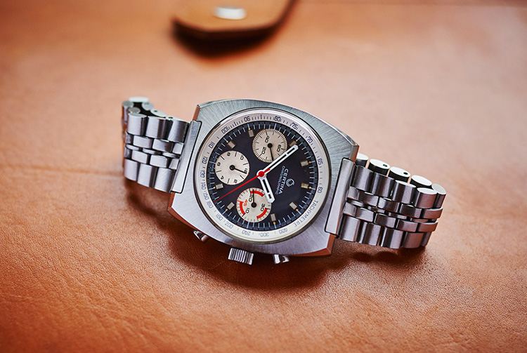 Chronolympic with Valjoux 726 © rarebirds.de