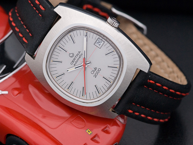Club 2000 Automatic mit 25-011 © Axel66/Watchtime Forum