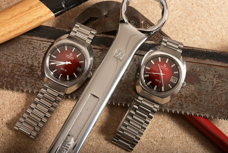 DS-2 Automatik Duo © jeannie/Watchtime Forum