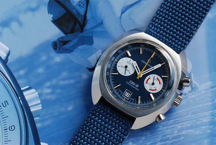 Certina DS-2 Chronolympic ©