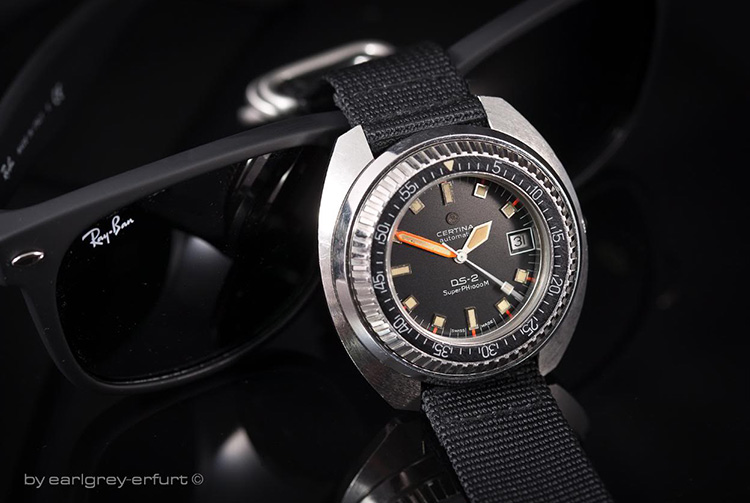 Certina DS-2 Super PH1000m © earlgrey-erfurt/Watchtimeforum