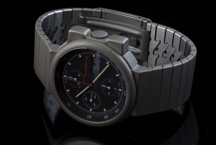 Certina Quattro by Audi Design © Tiga/Watchtime Forum