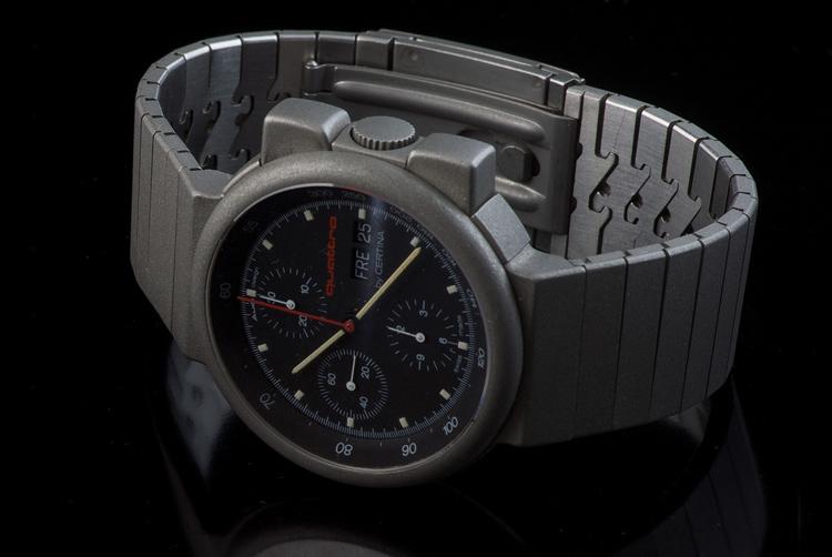 Certina Quattro by Audi Design © Tiga/Watchtime Forum