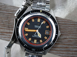 Rare dial version of a Super PH500m &#169 Dan