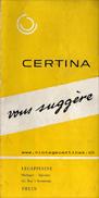Brochure 1960