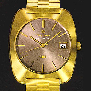 288 Automatic 18 Kt. Gold