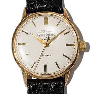 Certina Kurth Freres Automatic Chronometer