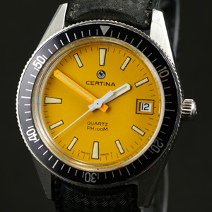 PH100M Quartz Diver