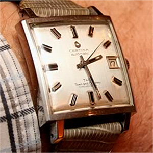 T+C Automatic Chronometer